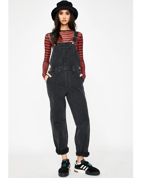 Loose Cannon Baggy Overalls