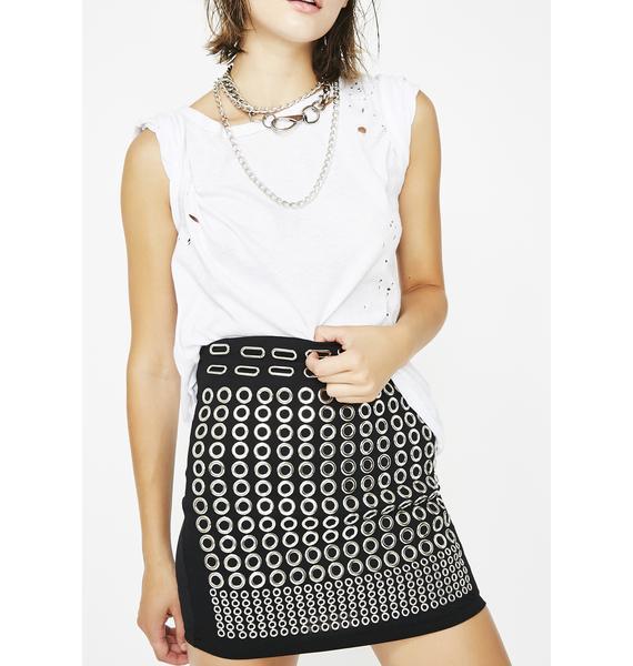 Lost Girl Mini Skirt