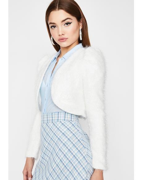 Icy Bossy Posse Fuzzy Jacket