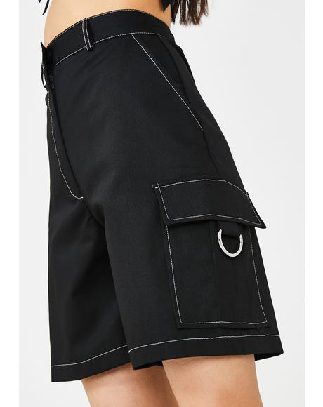 Absent Combat Shorts