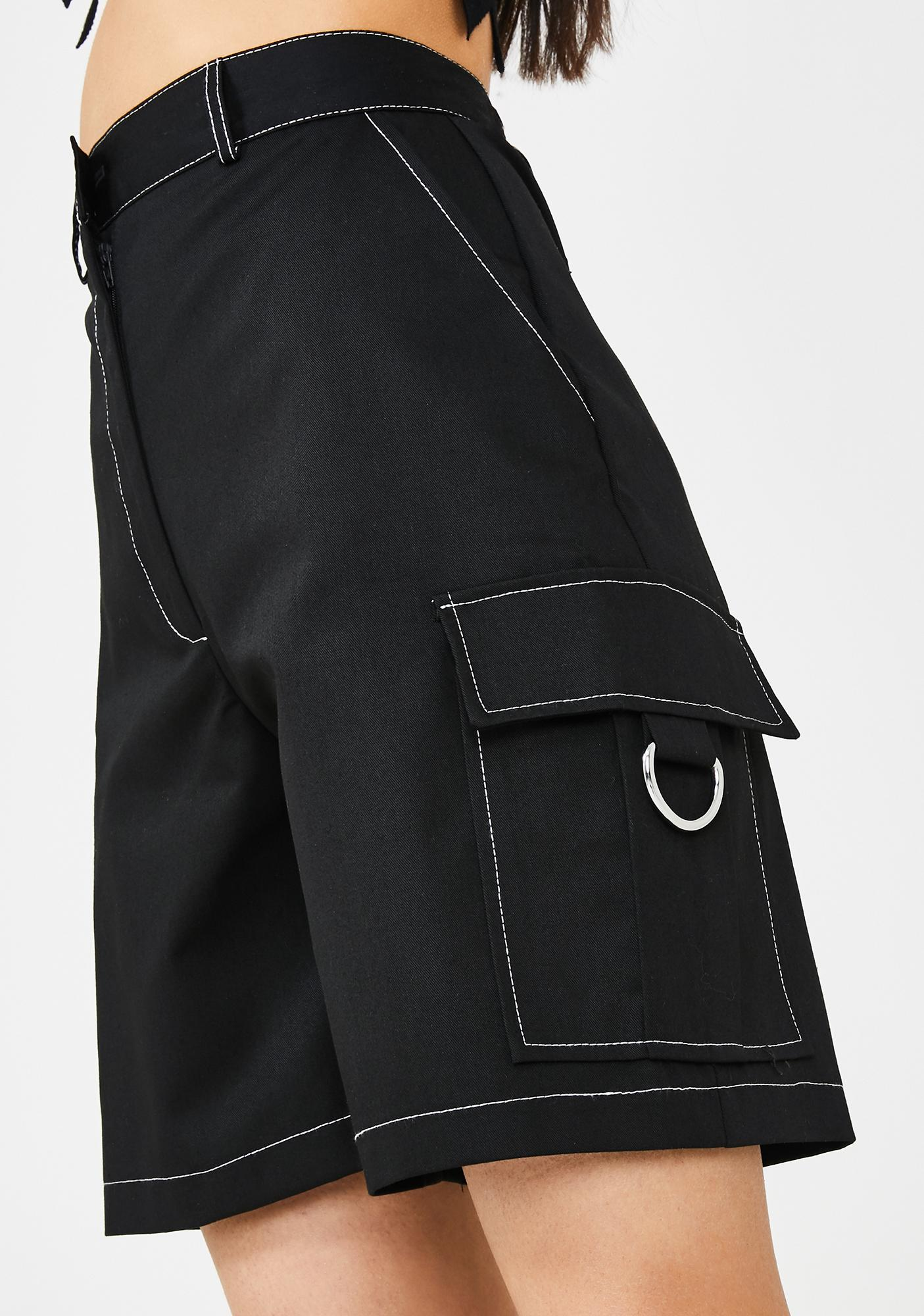 The Ragged Priest Absent Combat Shorts