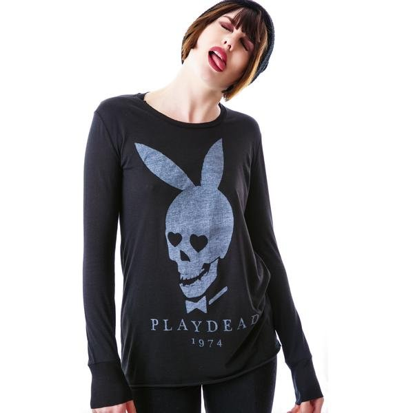 Zoe Karssen Playdead Loose Fit Long Sleeve Tee