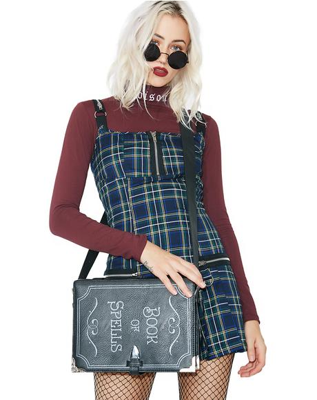 Book Of Spells Satchel