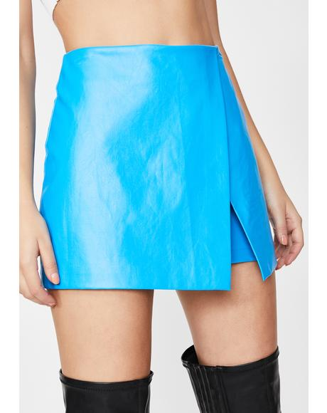 Superclass Sass Mini Skirt
