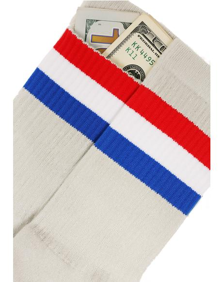 Platoon Pocket Socks