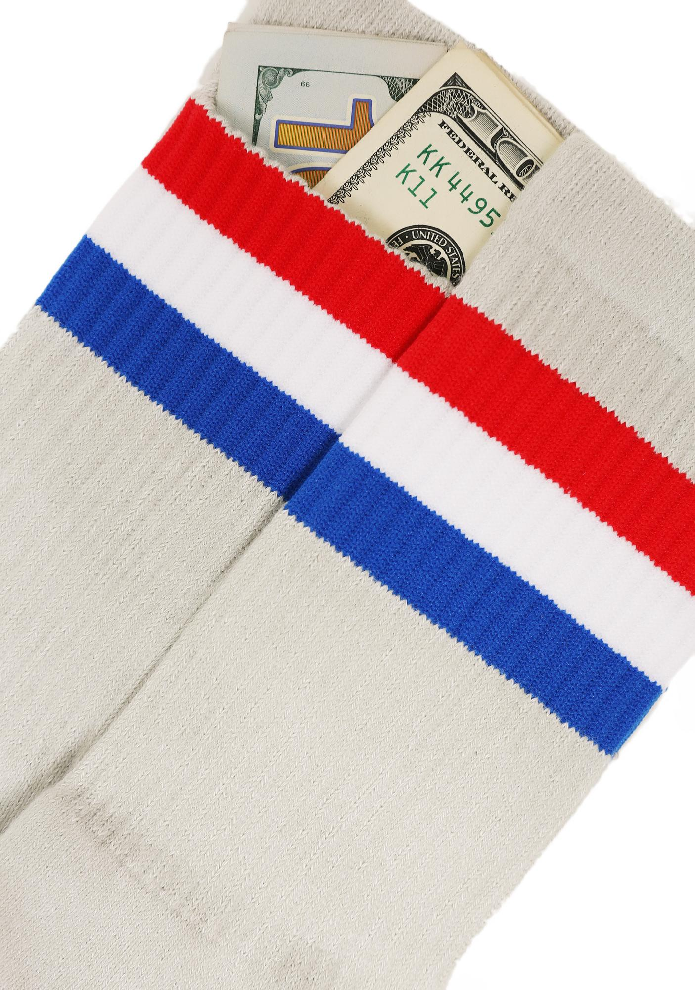 40s & Shorties Platoon Pocket Socks
