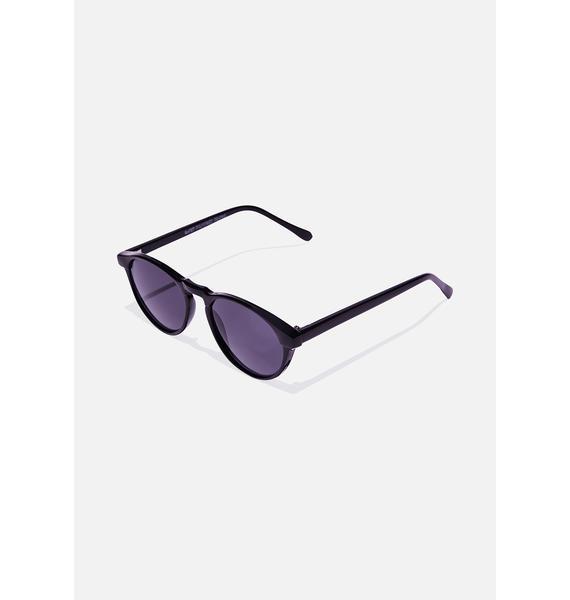 Good Times Eyewear Traxx Wayfarer Sunglasses