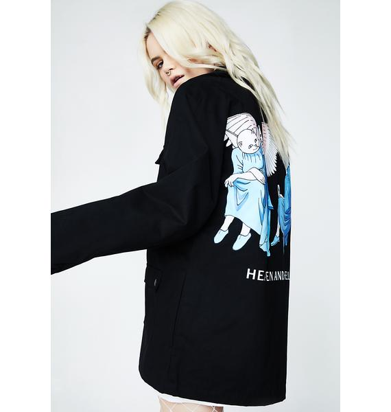 RIPNDIP Heaven And Hell Jacket
