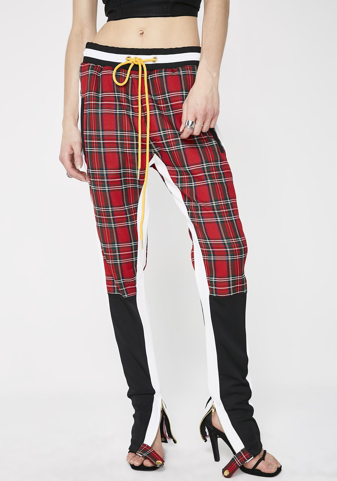 Dare To Try Plaid Pants