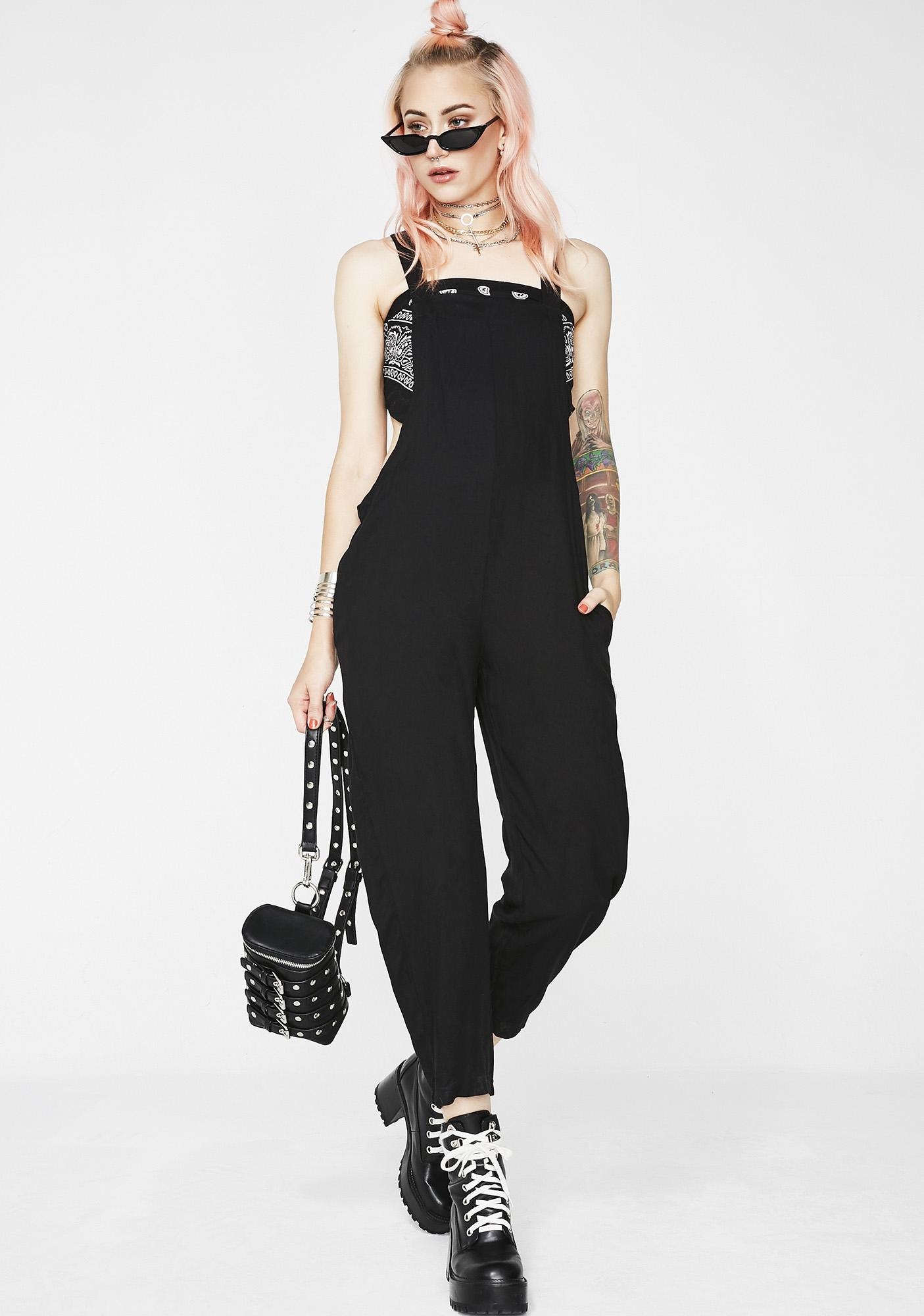 Hard At Work Overalls