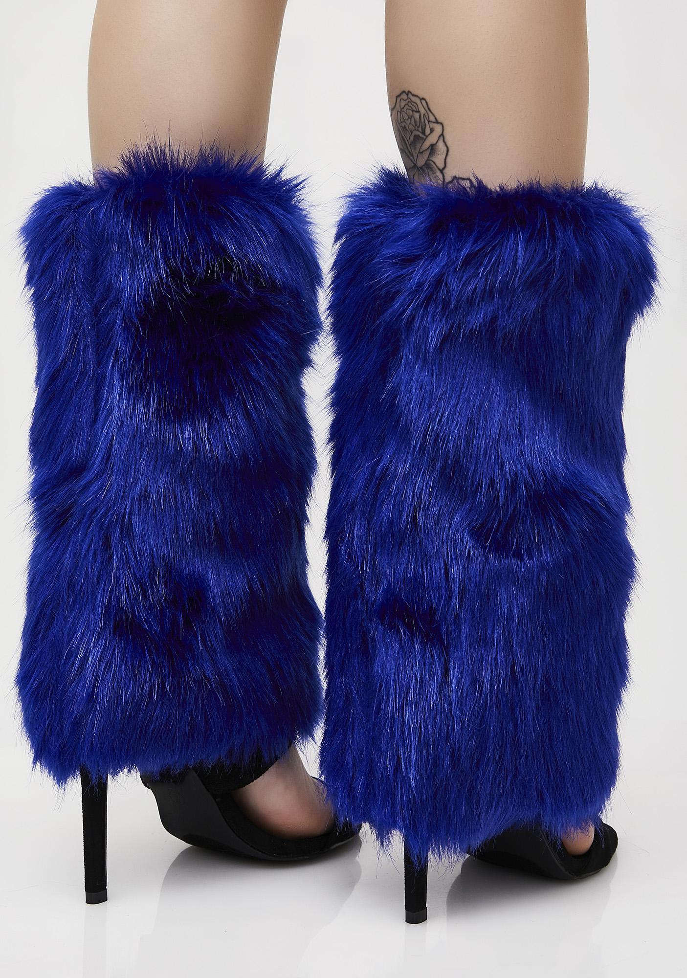 Royal Warming Heart Heels