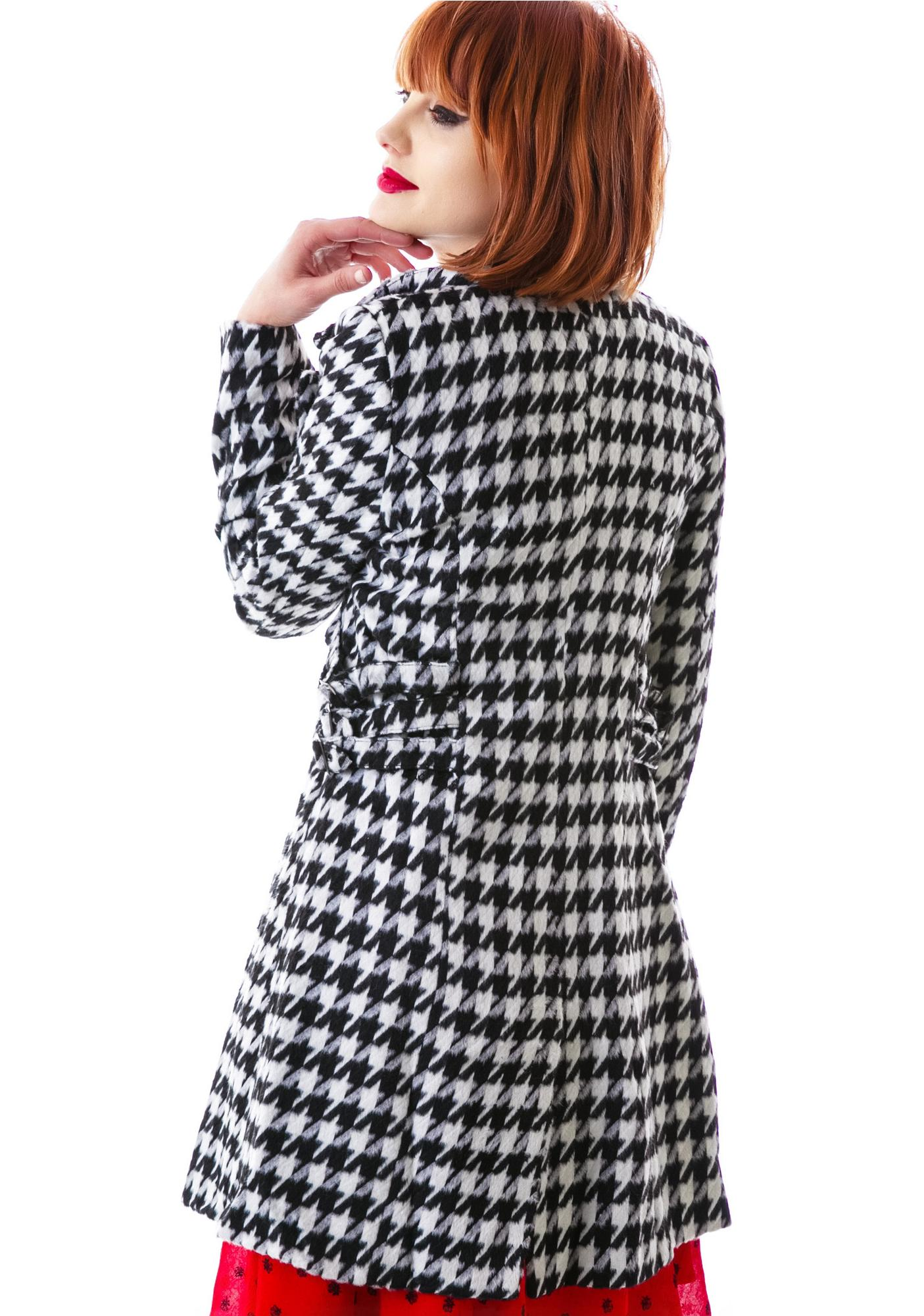 Howling HoundsTooth Coat