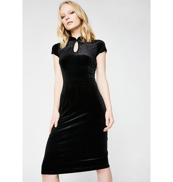 Glamorous Secret Lover Bodycon Dress
