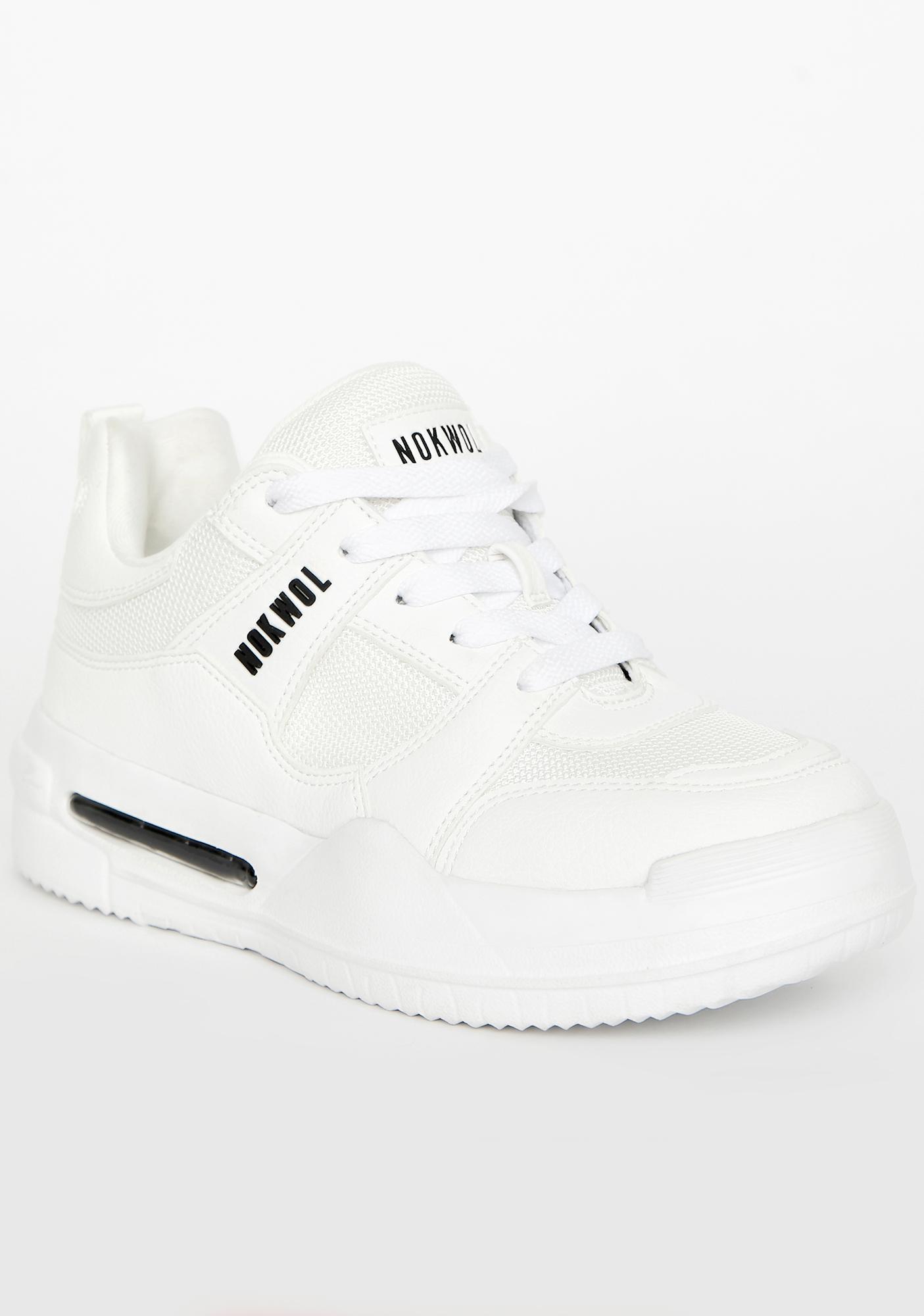 NOKWOL Grind Mesh Sneakers