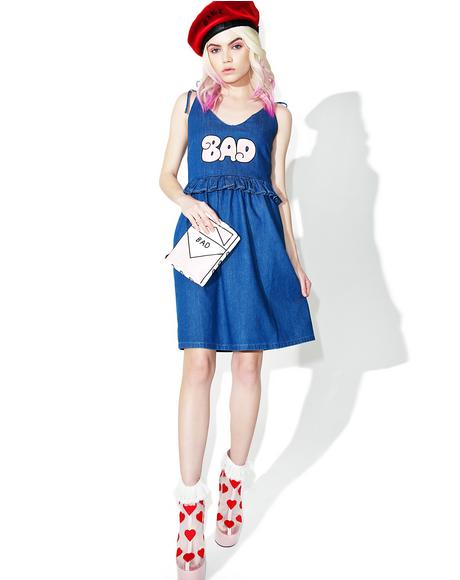 Bad Babydoll Dress
