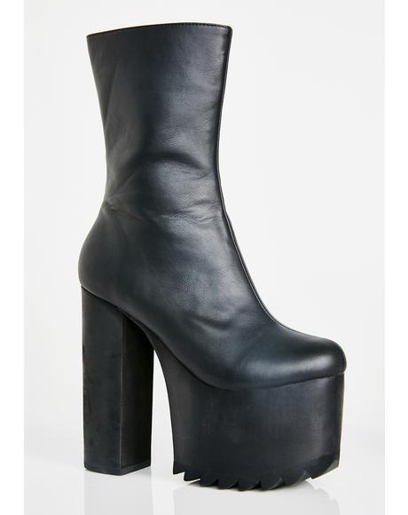 Crescent City Boots