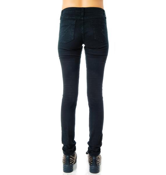 JET by John Eshaya Miley Skinny Jeans