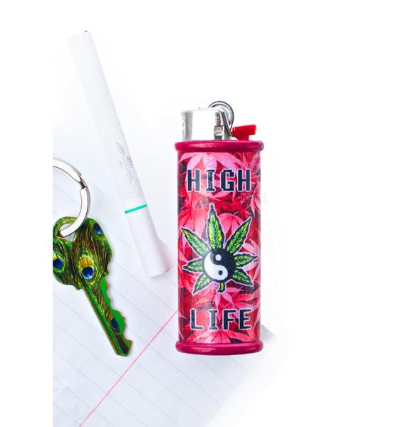 My Bubblegum Fantasy High Life Lighter Case