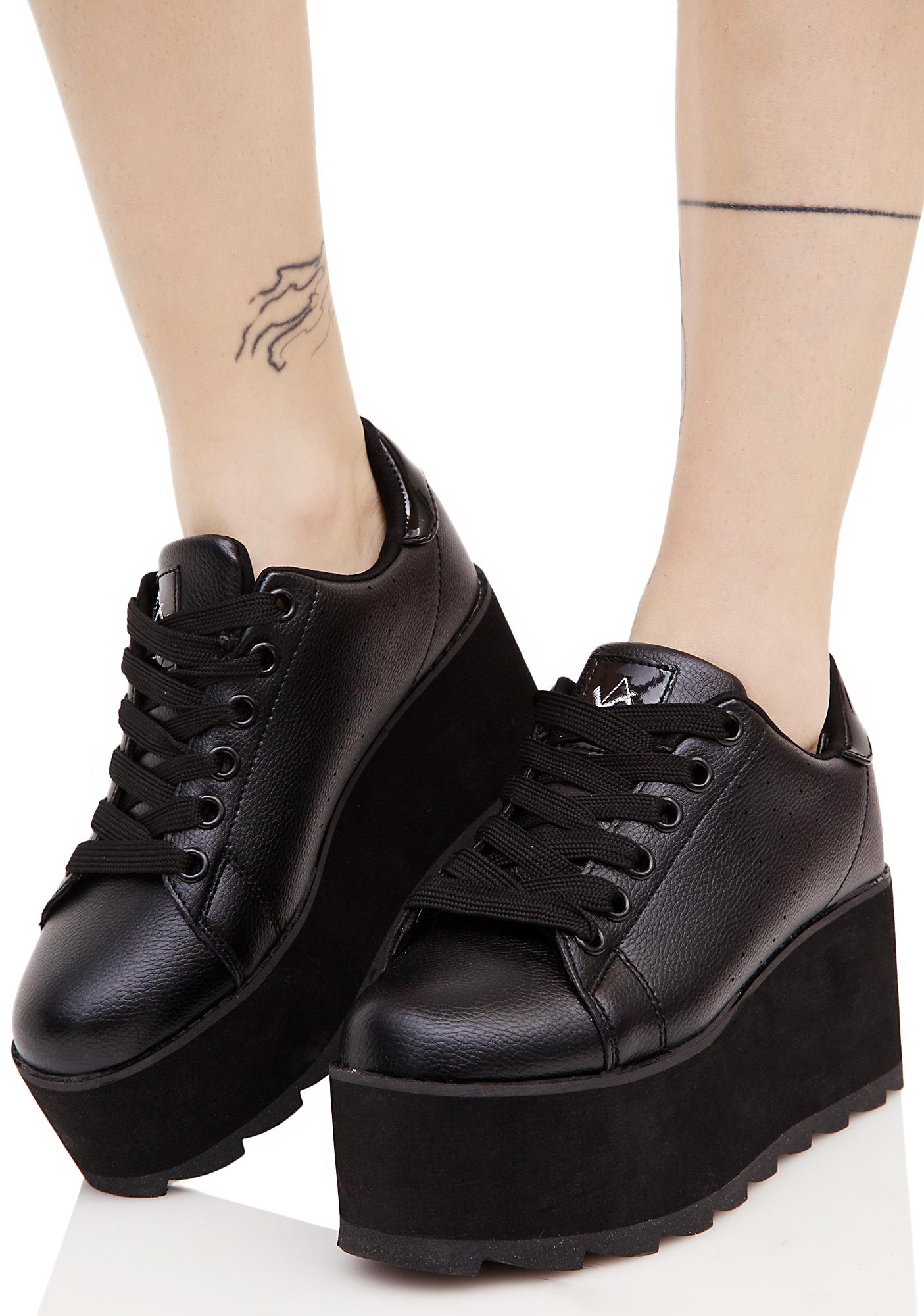 Platform Shoes Laces