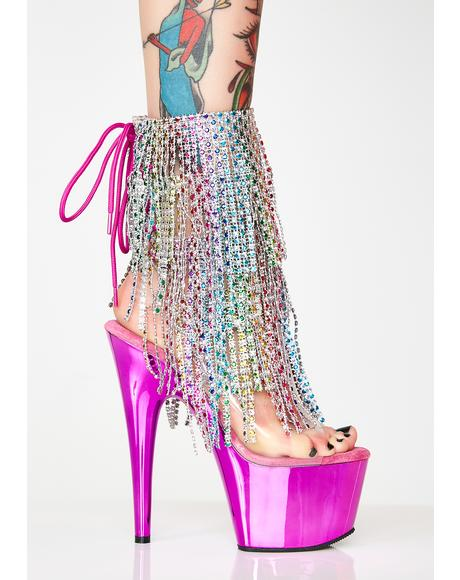 Taste Like Candy Adore Platform Heels