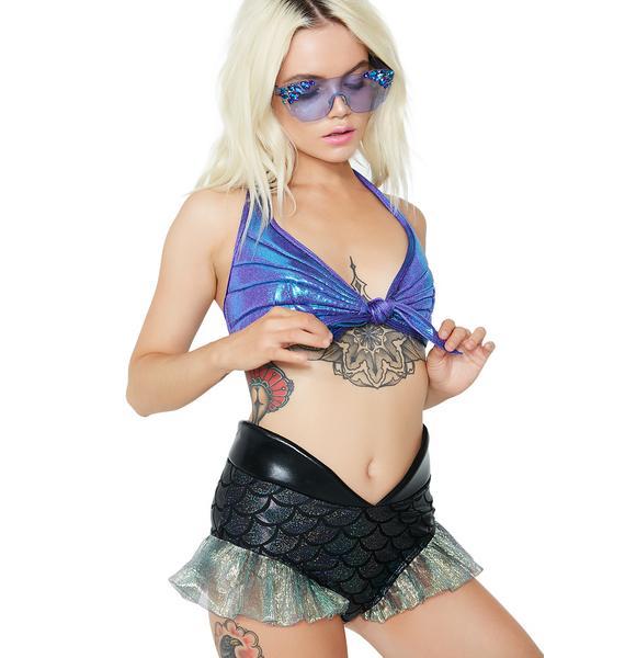 Wicked Deep Sea Maiden Costume