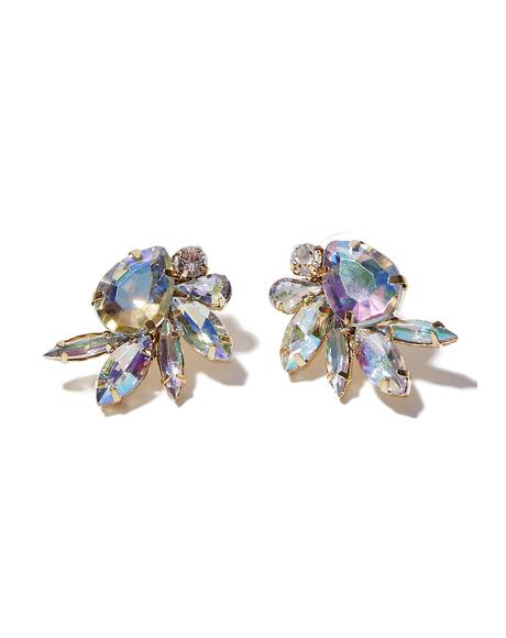 Precious Stones Earrings