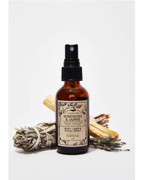 Honeysuckle & Jasmine Ritual Mist