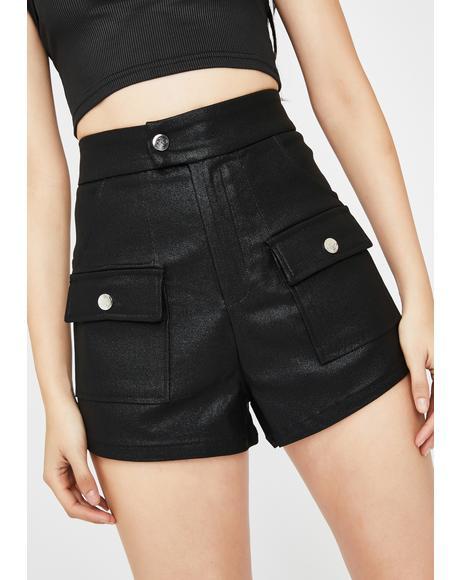 Dinora Cargo Shorts