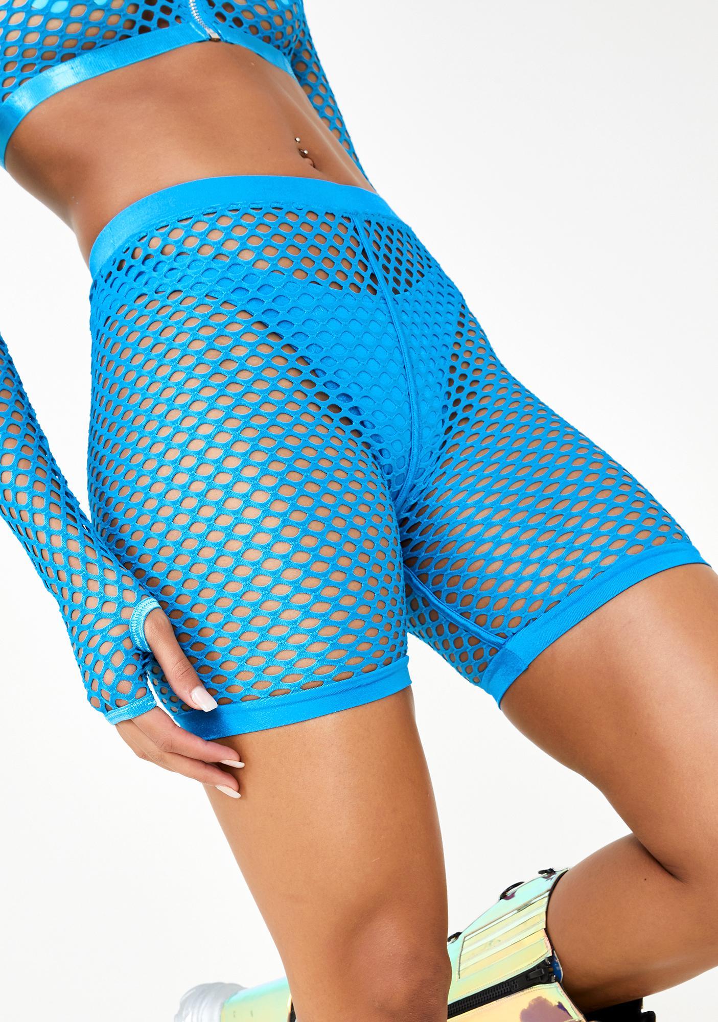 Club Exx Wave Tempo Bikini N' Shorts Set