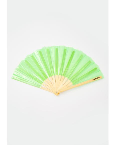 Hi-Lite Green Fan