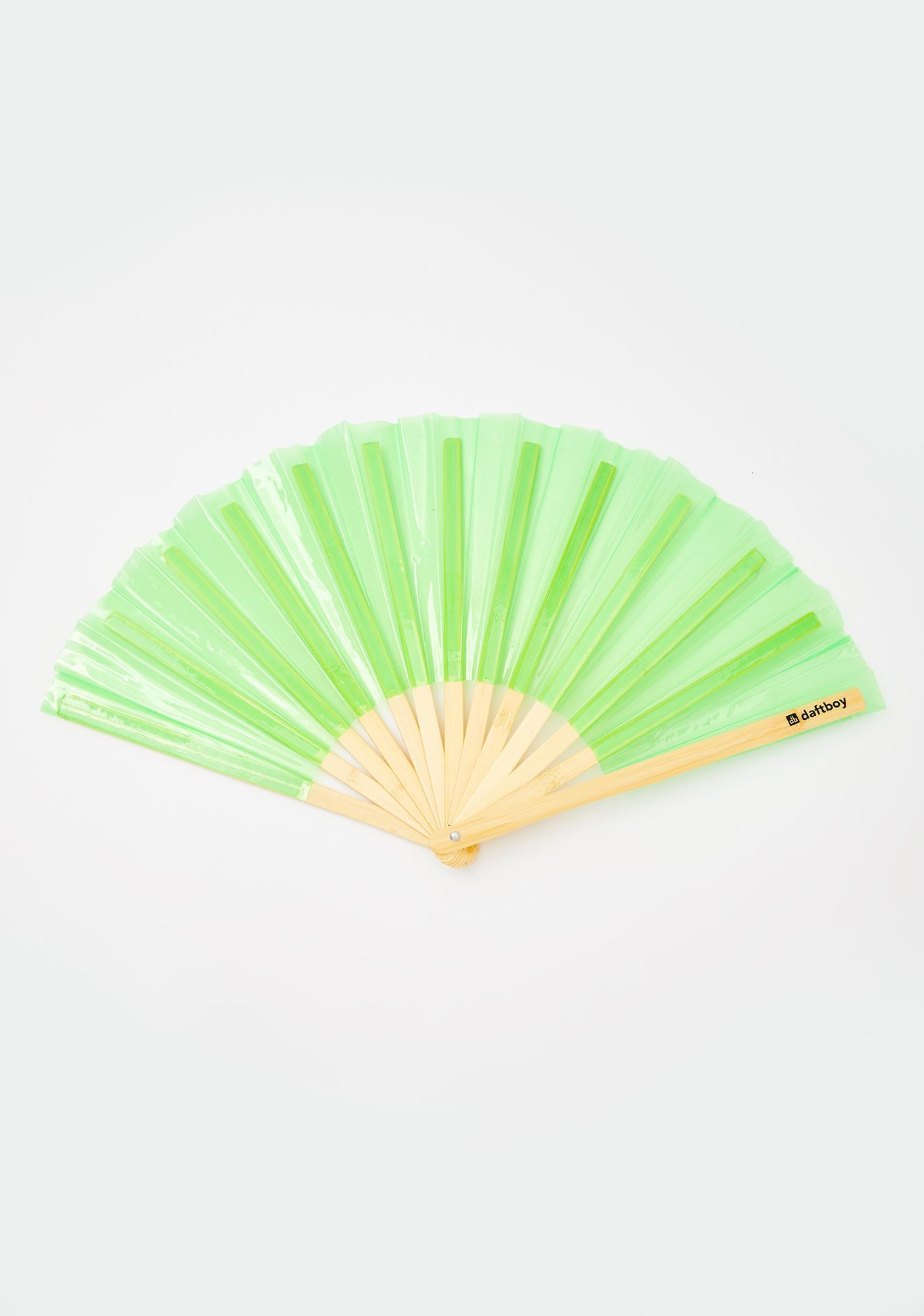 Daft Boy Hi-Lite Green Fan
