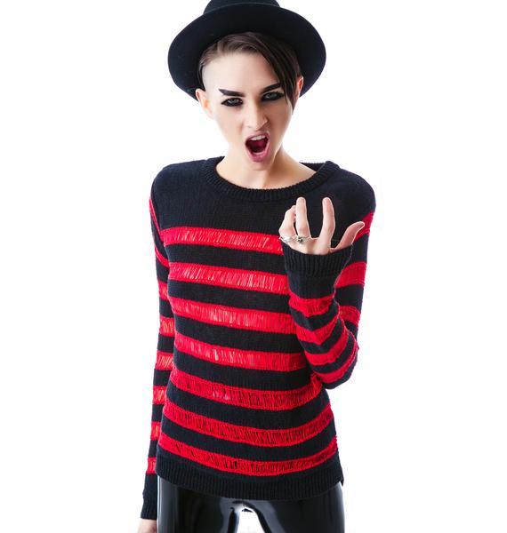 Kill City The Krueger Sweater