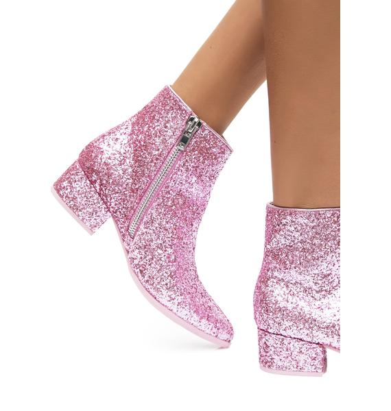 Sugar Thrillz Glitz N' Glam Booties