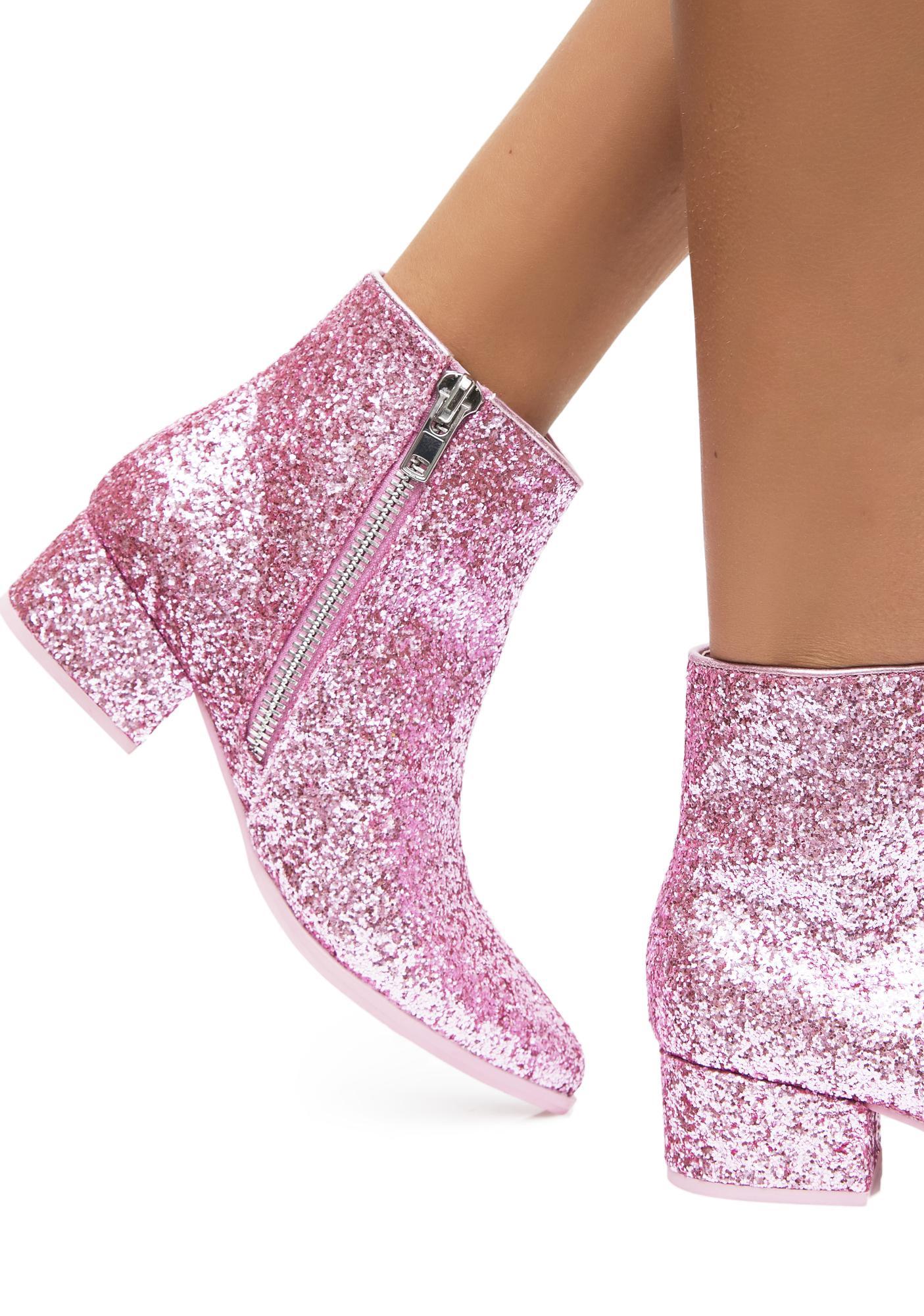 Sugar Thrillz Glitz N' Glam Booties