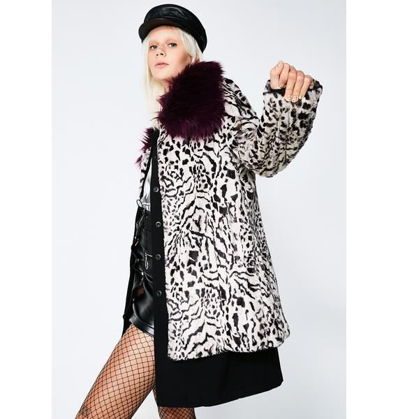 Unreal Fur Urban Jungle Coat