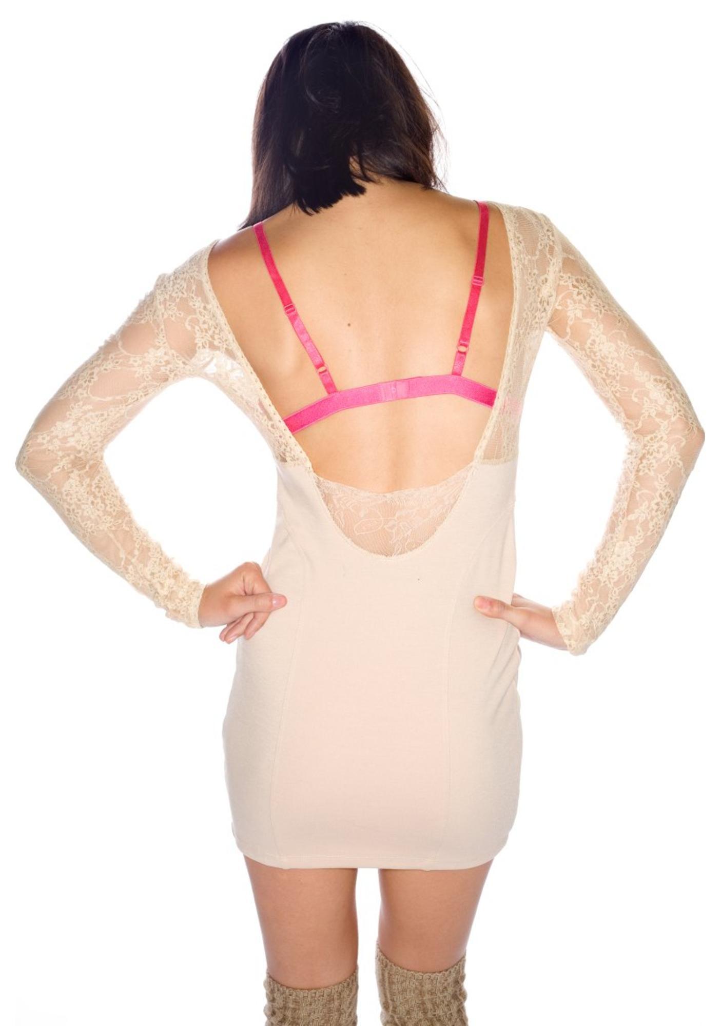 One Teaspoon Meadow Lace Dress