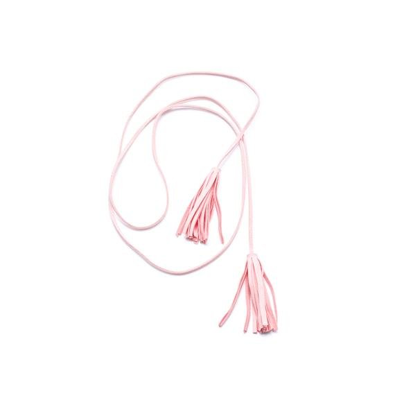 Rose Wrangler Tassel Necklace