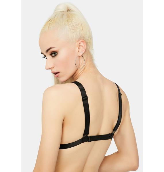 Crossing Paths Caged Bralette