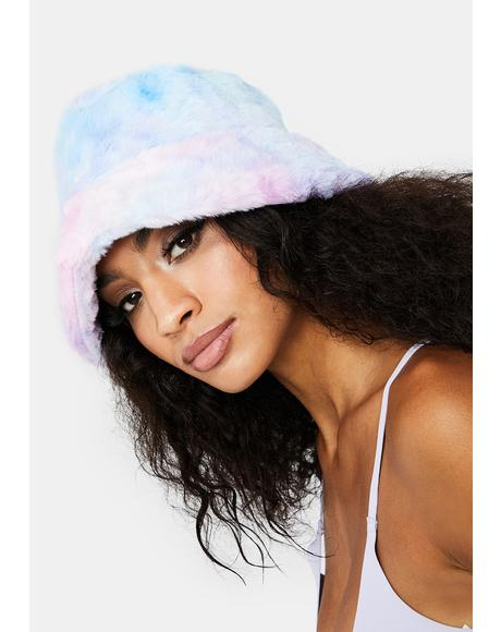 Cuddle Up Buttercup Bucket Hat
