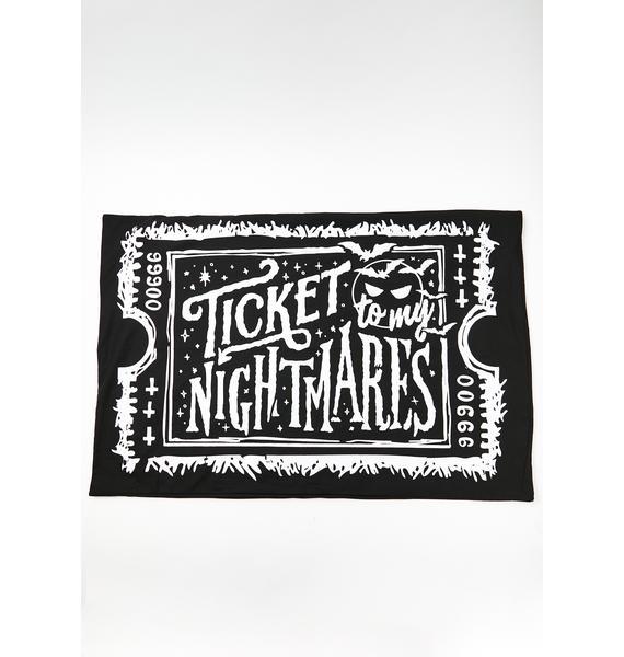 Killstar Nightmare Pillow Cases
