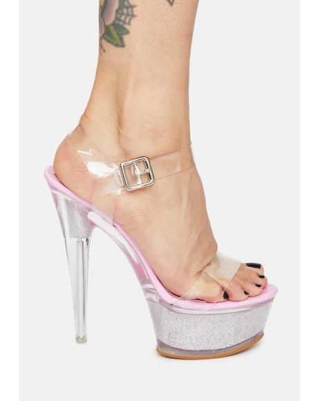 Elsa Platform Heels
