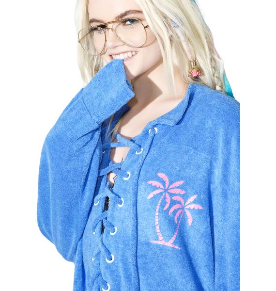 Daydream Nation Tiki Pullover