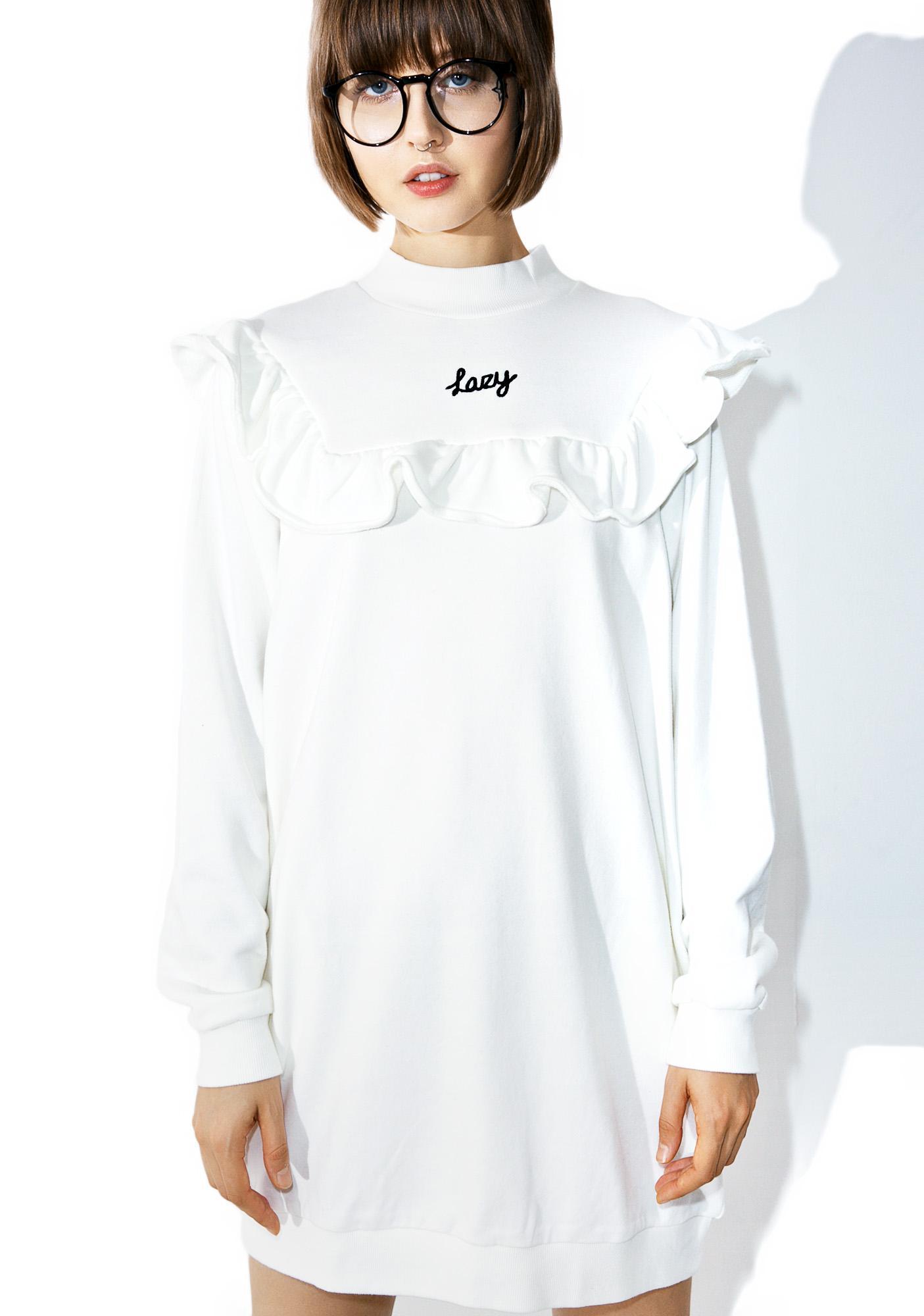 Lazy Oaf Lazy Frill Sweatshirt