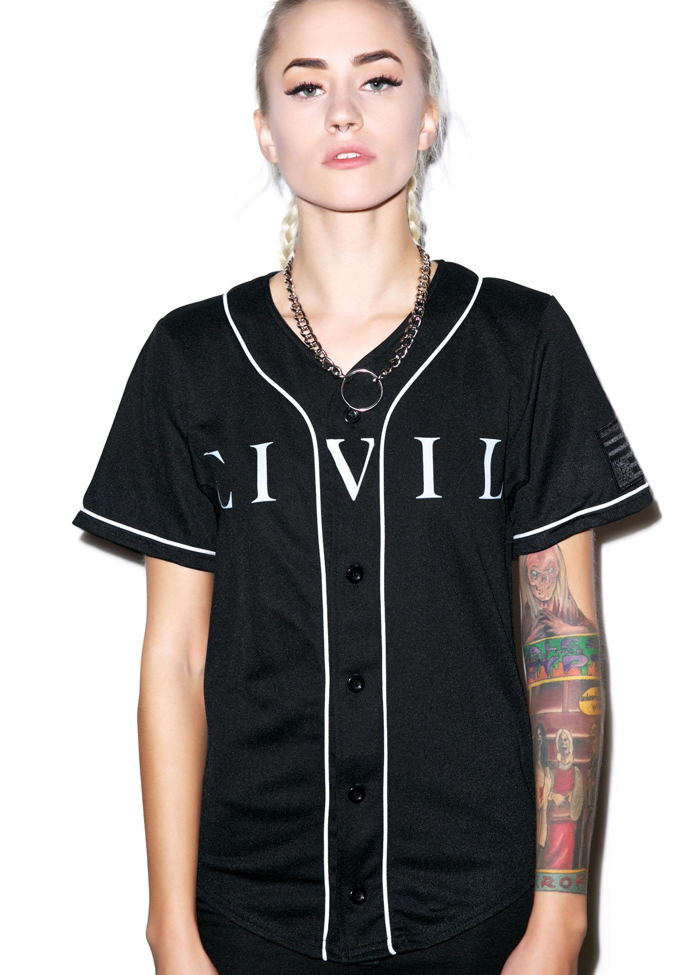 Civil Clothing FML Home Run Jersey