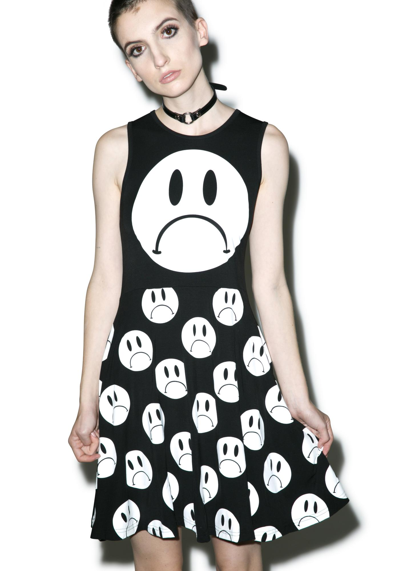 Killstar Sad Skater Dress