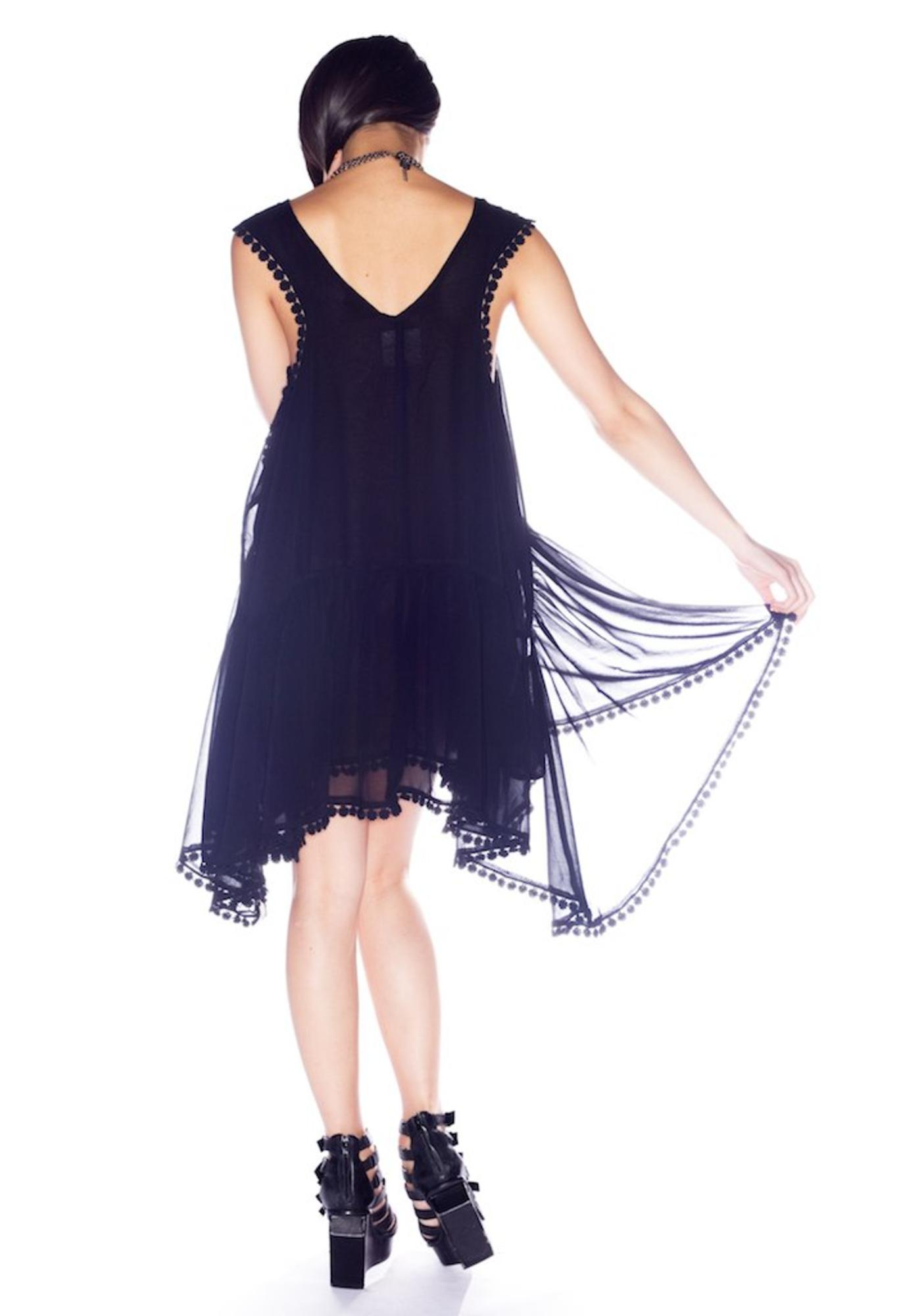 One Teaspoon Florentine Mini Dress