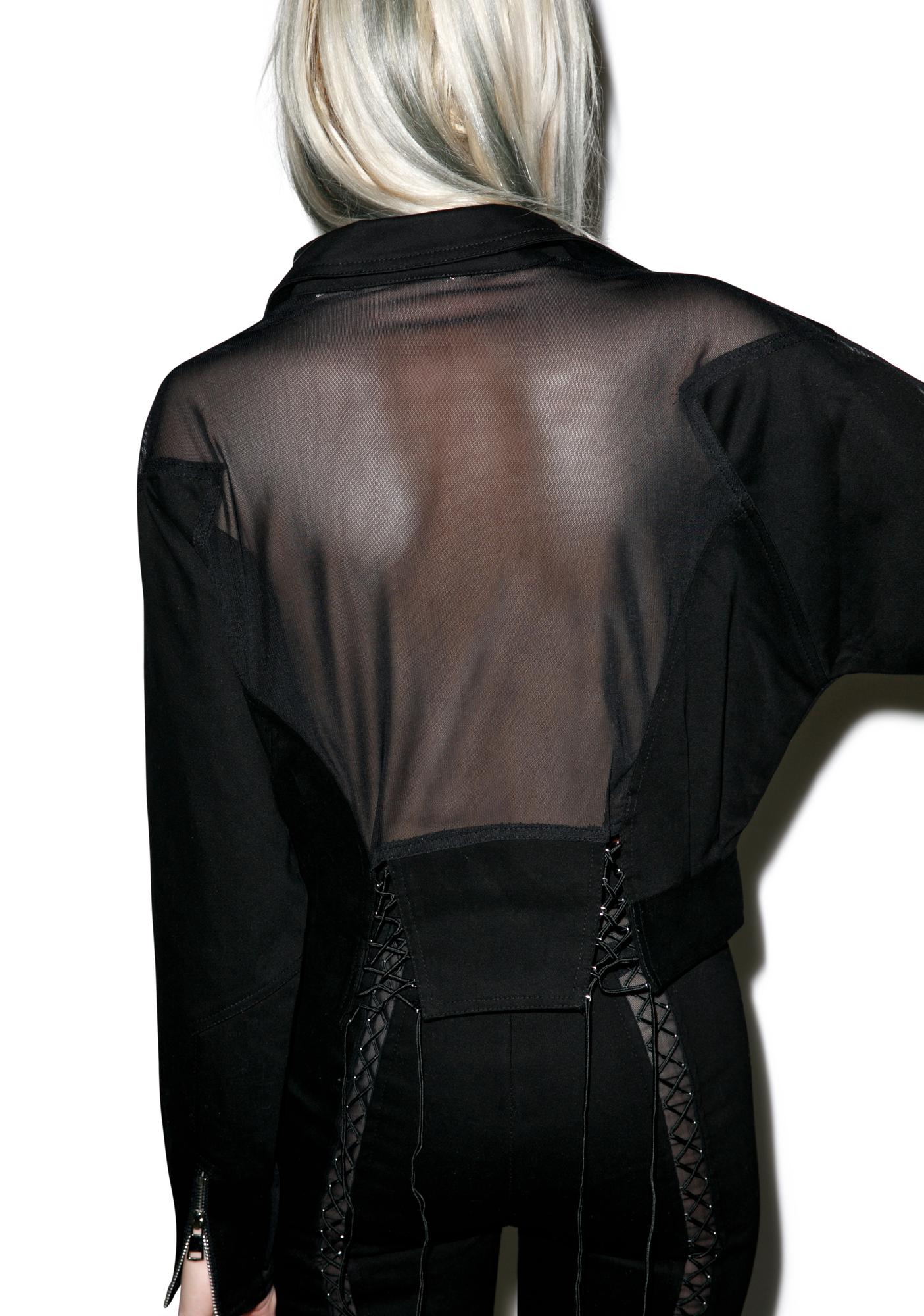 Widow Shadow Play Jacket