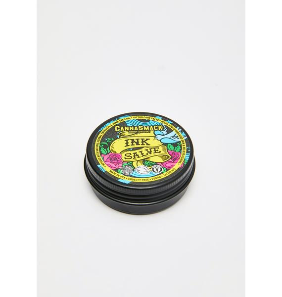 CannaSmack Ink Salve Tattoo Aftercare