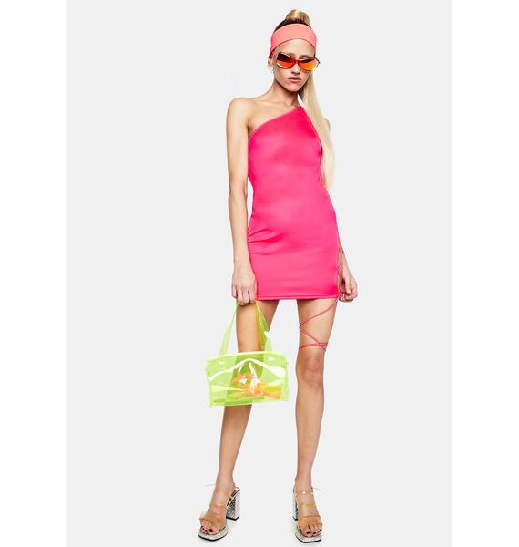 Club Exx Sweet Hundred Proof Bodycon Dress