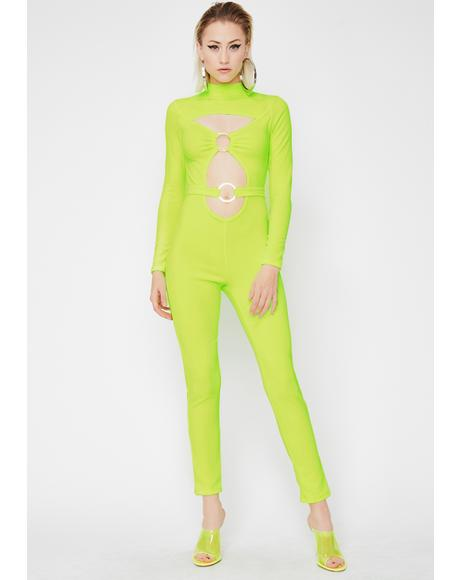 Atomic A La Mode O-Ring Catsuit